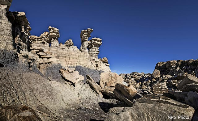 Devil's Playground | NPS Photo