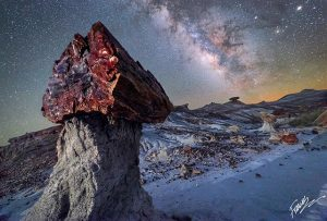 Pedestal Rock by Frank Kraljic