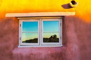 Painted Desert Inn Abstract | Photo by David Behar